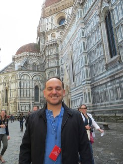 The Duomo is Florence's highest point