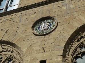 Florence's symbol, the Fleur de Lis