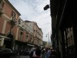 Hectic streets of Sorrento