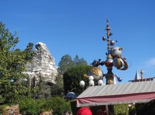 Matterhorn & Tomorrowland