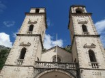 Kotor Cathedral dates back to 1166