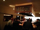 Waiting at Ippudo West