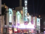 Pantages Theater for Book of Mormon
