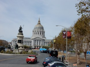 SF City Hall -remember it from A View to a Kill