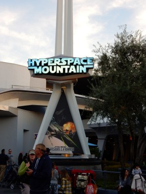 Time for the adventure to continue at Hyperspace Mountain