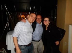 With Stuart & Treva