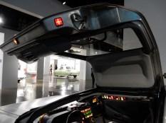 Gull-wing doors are pretty damn cool
