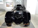 The Batmobile from Tim Burton's Batman movies