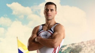 And Jake Dalton, with the most American name ever, quite the picture of hotness.