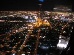 ....heading back South from Downtown Vegas...