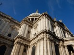 St Pauls from below