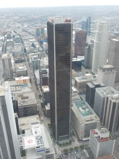 For quite a while, the Aon (formerly First Interstate) building was the tallest in LA
