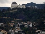 Griffith Observatory and the Hollywood Sign