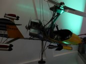 "The ""Little Nellie"" autogyro from You Only Live Twice"