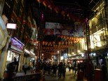 then walked through Chinatown, which is right next to the West End and SoHo