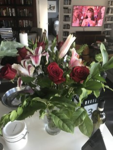 Beautiful flowers from Nicki