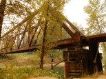 This bridge is where Ronette Pulaski was found walking in a daze