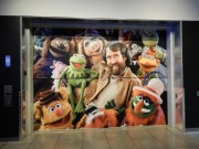 Next up was the Jim Henson exhibit