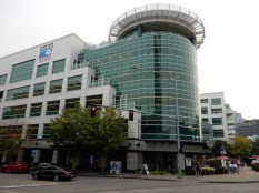 The exterior for Grey's Anatomy hospital