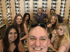 Inside Silver Lake Wines with the crew