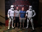 With Stormtroopers