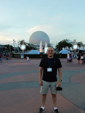 1st Time at EPCOT!