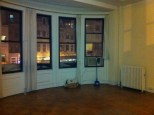 The apartment all empty again