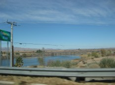 Hello Colorado River and California