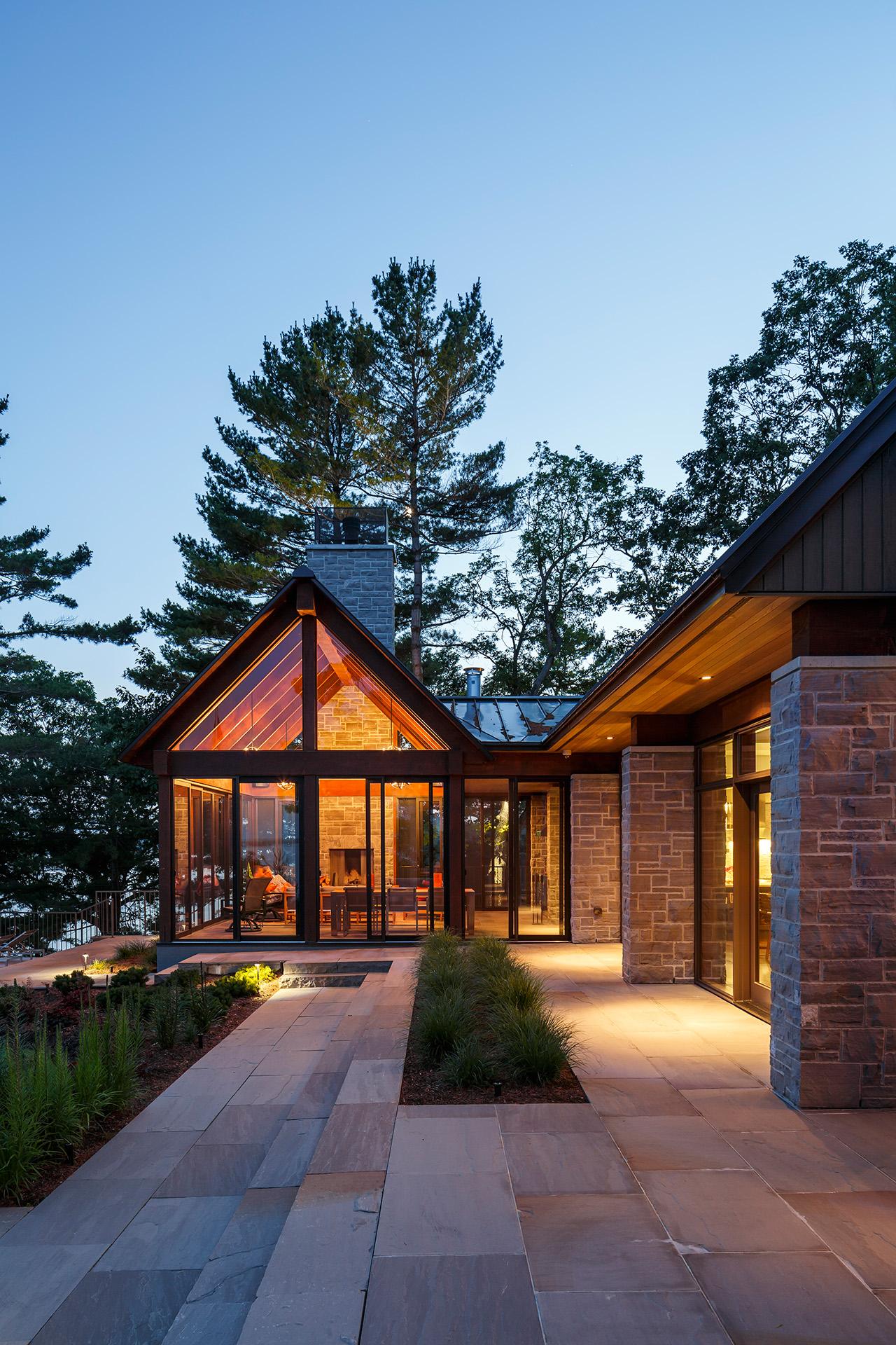 Rockport Cottage Hobin Architecture