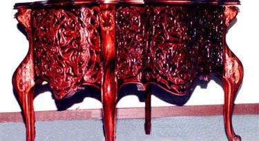 ahşap oyma masa, Ahşaba atılan imza: Ahşap Sanatı