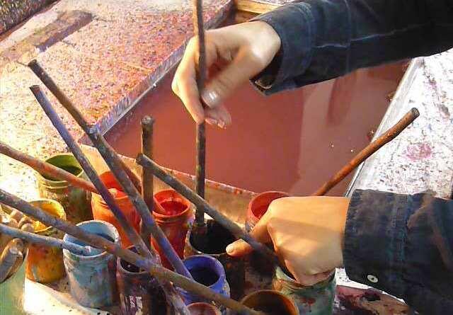 Ebru sanatında karanfil nasıl yapılır, Özgür düşüncenin hep güzeli arayışı: Sanat