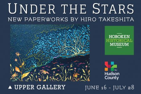 """Opening reception: """"Under the Stars: New Paperworks by Hiro Takeshita"""""""