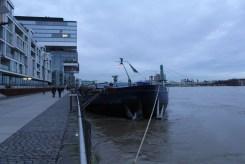 Köln: Bilder vom Hochwasser 2011