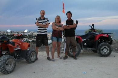 Robert Jones | Gass Quad Safaris Cyprus