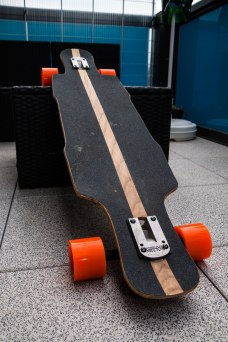 Mein erstes Longboard - quinboards Easy Rider