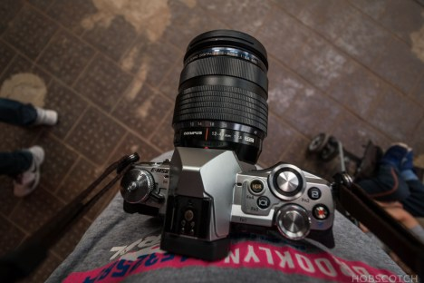 Olympus Perspective Playground - EOS 70D