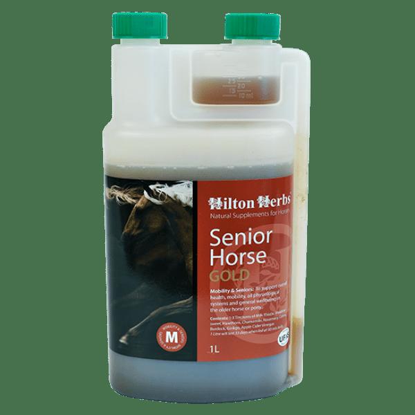 Söödalisand vanemale hobusele
