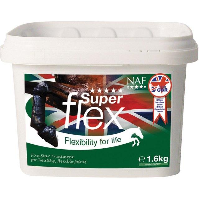 Naf Superflex pulber