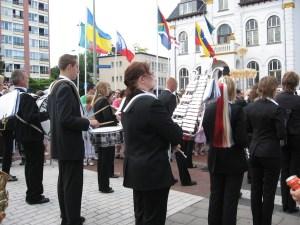 Folkloristische Parade Brunssum juli 2008