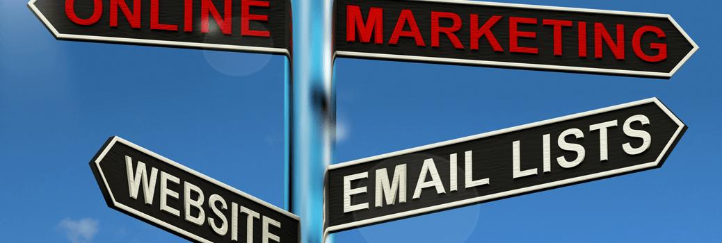 Mit dem richtigen Online Marketing bringen Sie Ihre Seite bei Google nach vorne.