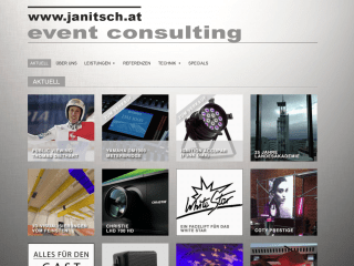 Frontpage www.janitsch.at