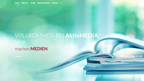 Startseite aktivmedia.at