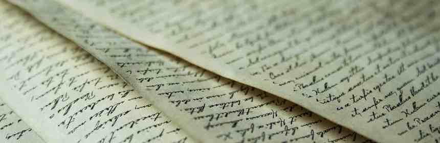 Ein Brief Christi