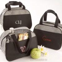 Der neueste It-Bag - individuelles Lunchtäschchen