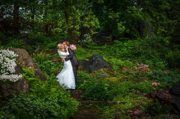 Hochzeitsfotograf in Hamburg Planten un Blomen
