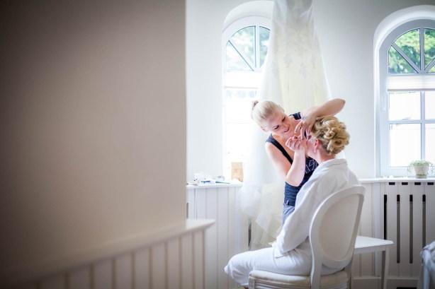 Vorbereitung Hochzeit Hamburg