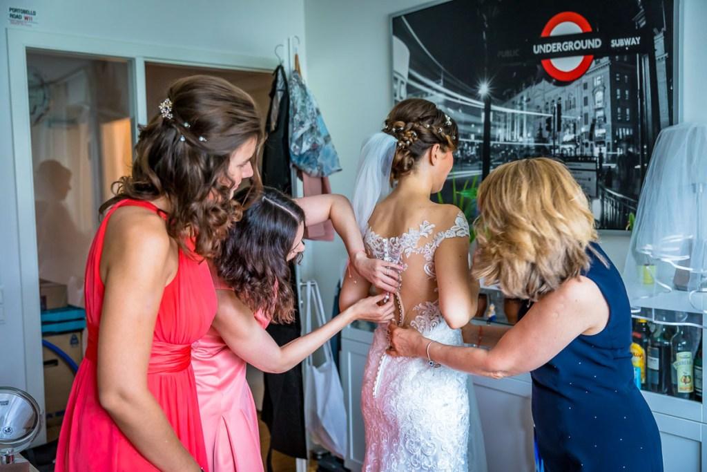 Fotograf Vorbereitung Braut Hamburg