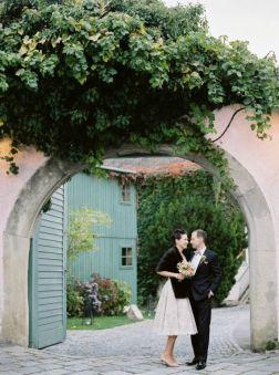 Hochzeit Pfarrwirt 50ies wedding Vienna | www.hochzeitshummel.at | photo: peaches & mint