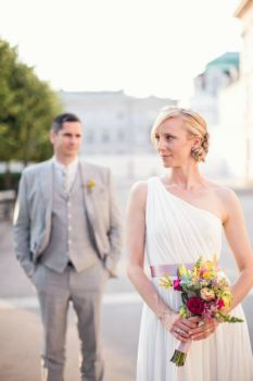 Urban Vienna Wedding | www.hochzeitshummel.at | photo: Peaches & Mint