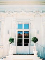 Hochzeit Palais Schönburg | Wedding in Vienna | peonies & baby breath | photos: Melanie Nedelko